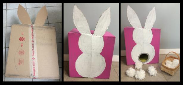 bunny toss game